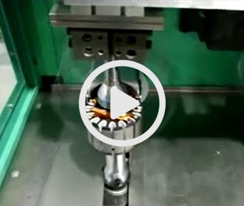 自动绕线机视频